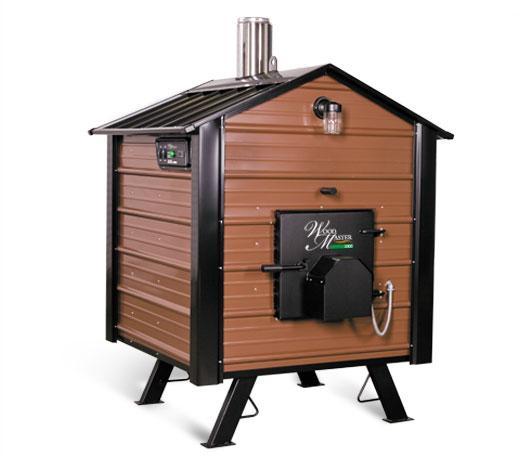 Woodmaster 3300 Outdoor Wood Furnace