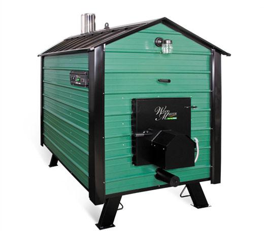 Woodmaster 5500 Outdoor Wood Furnace